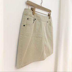 Gap - Classic Khaki Skirt